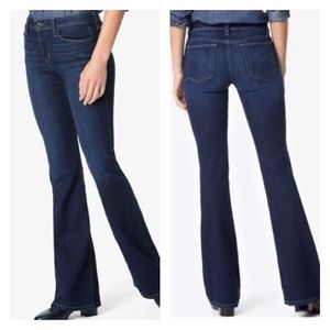 JOES ICON MIDRISE STRETCH FlARE IN WILKINS